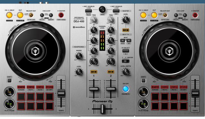 Piioneer DJ DDJ-400-S