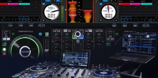 Seratp DJ Pro 2.3.1 with Denon DJ Prime 4 and SC5000M support