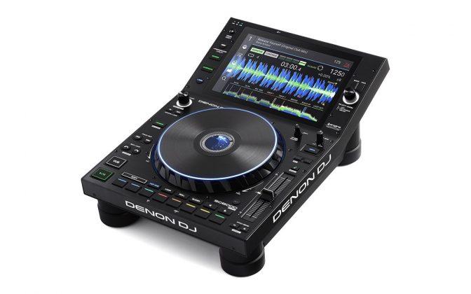 Denon DJ SC6000 angle left