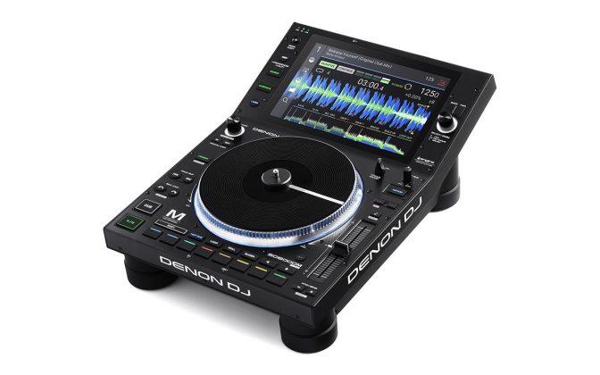 Denon DJ SC6000M angle left