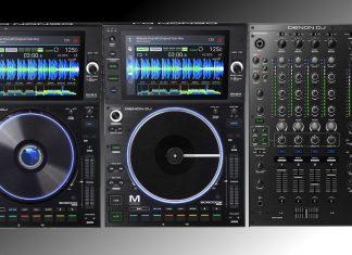 Denon DJ Prime 2020 lineup