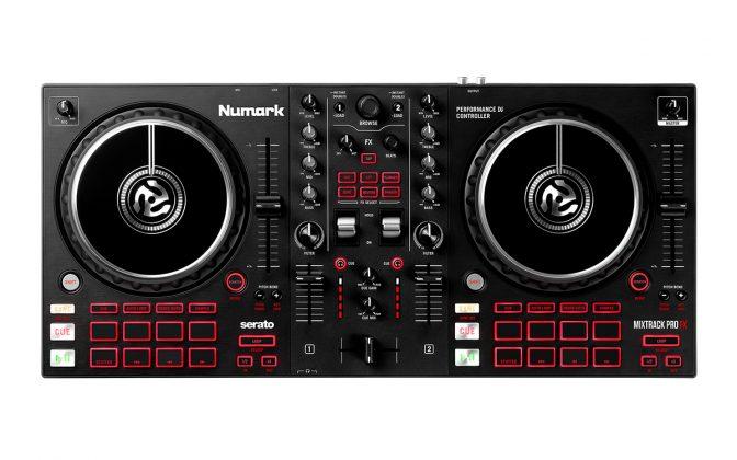 djtechzone-numark-mixtrack-pro-fx-top