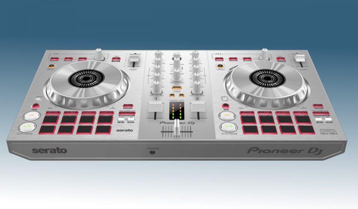 Pioneer DJ SB3-S front view