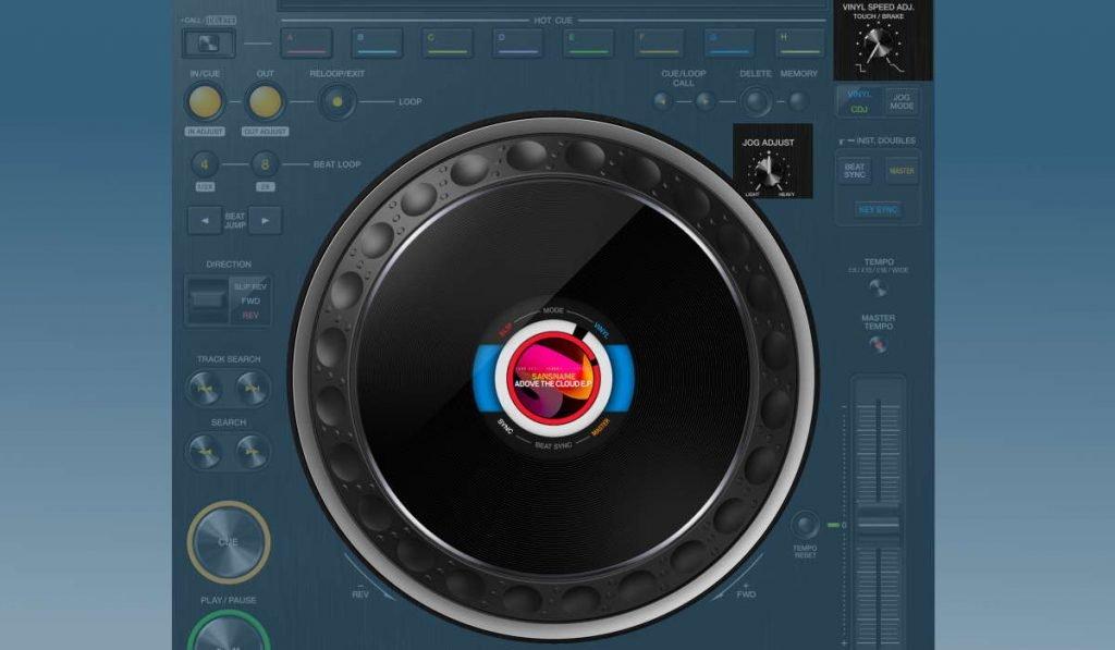 pioneer-dj-cdj-3000-the-jog-wheel