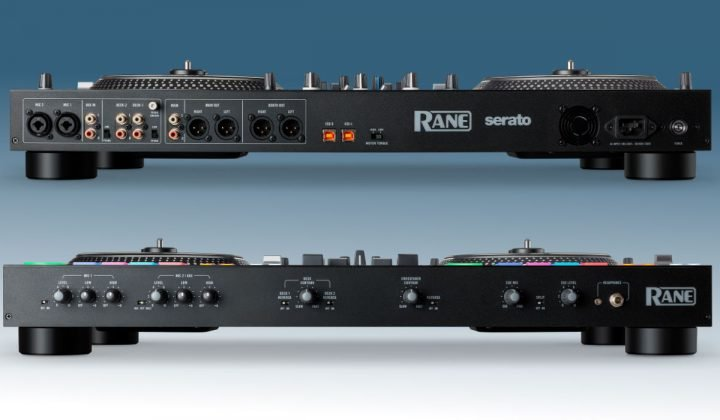 Rane One front and back