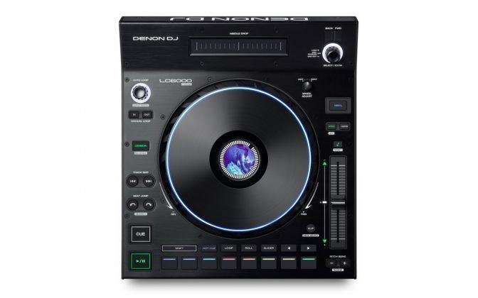 denon-dj-lc6000-top-view