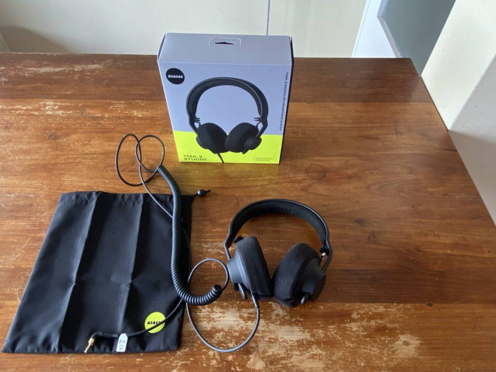 The AIAIAI TMA-2 Studio headphones